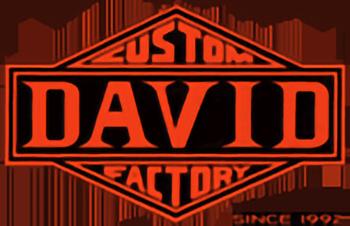 カスタマイズ|category_title|item_title|Custom Factory DAVID(デービッド)|カスタムバイク カスタムパーツ